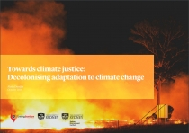 Towards climate justice: Decolonising adaptation to climate change