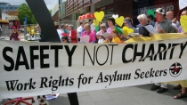 Uniting in support of work rights for asylum seekers